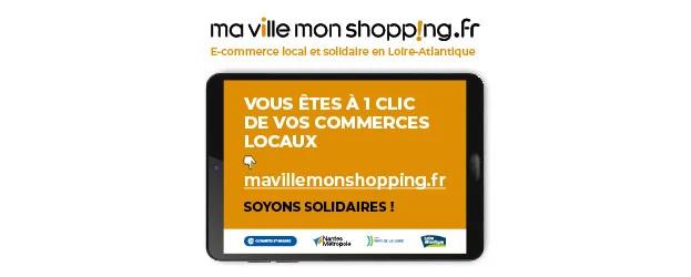 Ma ville mon shopping : passez à la vente en ligne !