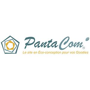 Pantacom : personnalisation d'objets de communication écoresponsable